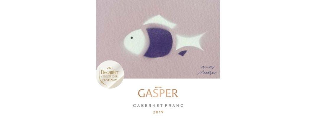 Gasper Cabernet Franc Platinum