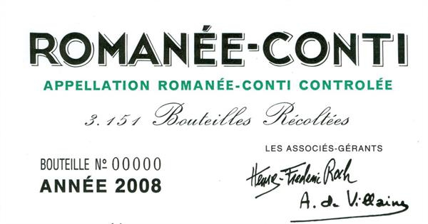 Domaine de la Romanee-Conti