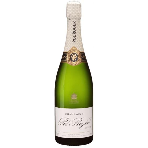 Brut Reserve NV 6l, Champagne Pol Roger