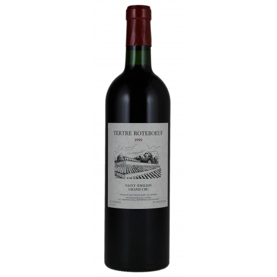 Ch. Tertre Roteboeuf 1999