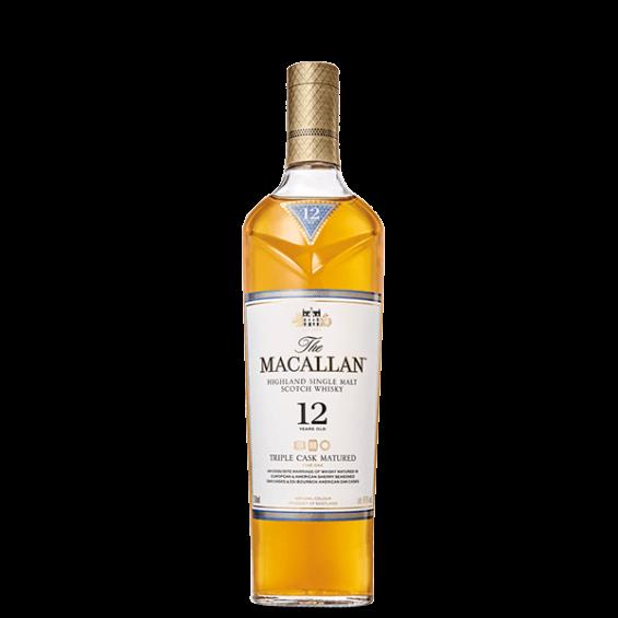 Whisky 12 years triple cask 0.7L, Macallan