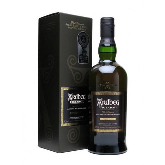 Whisky Uigeadail 0.7L, Ardbeg