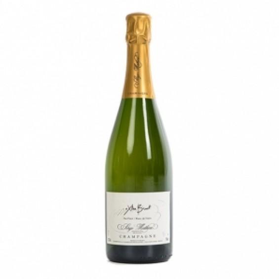 Extra Brut, Champagne Serge Mathieu