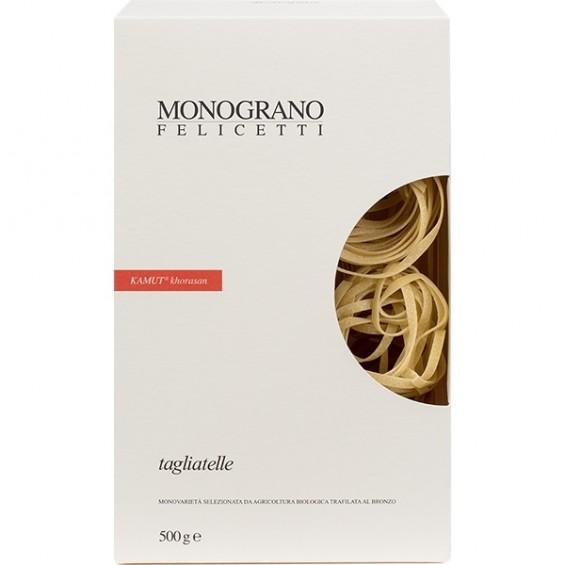 Kamut/Tagliatelle, Monograno Felicetti