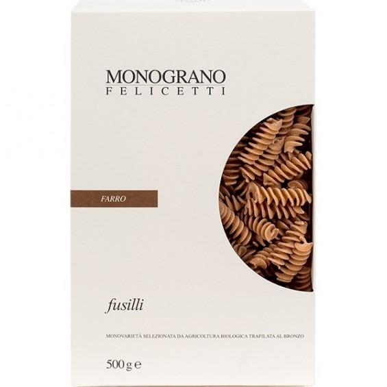 Farro/Fusilli, Monograno Felicetti