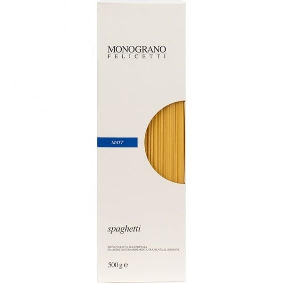 Matt/Spaghetti, Monograno Felicetti
