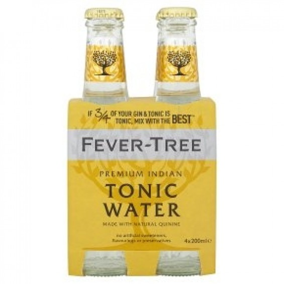Indian Tonic 200 ml / 4-pack, Fever Tree
