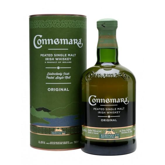 Whiskey Peated Single Malt 0.7L, Connemara