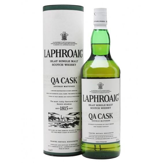 Whisky Quarter Cask 0.7L,  Laphroaig
