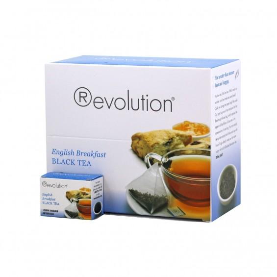 English Breakfast / 30 čajnih vrečk, Revolution