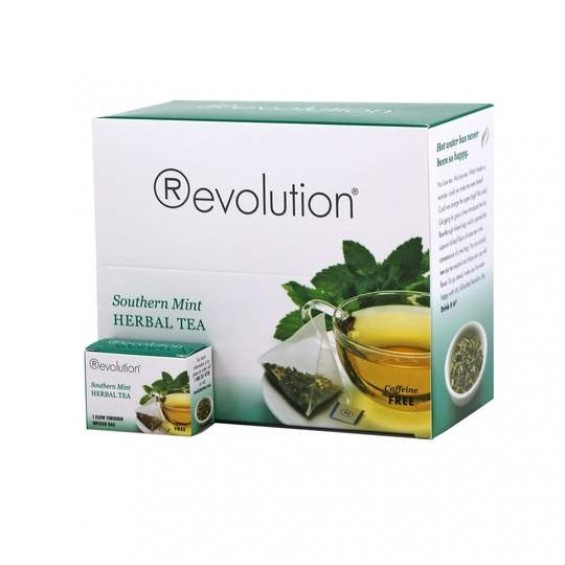 Southern mint herbal - meta / 30 čajnih vrečk, Revolution
