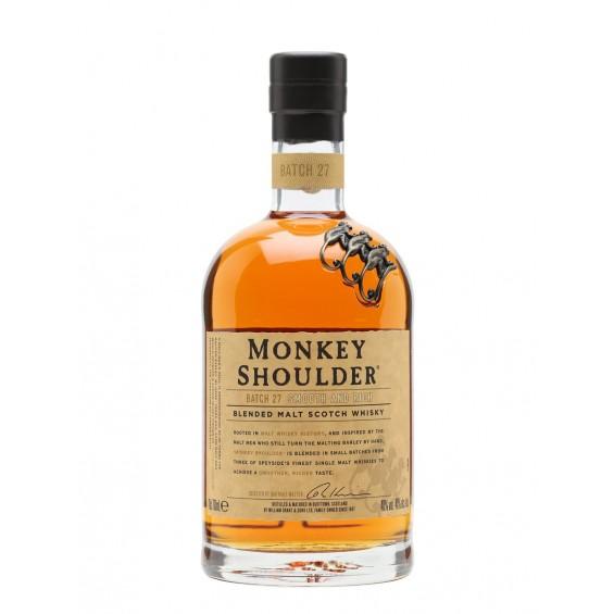 Whisky Batch 27 Triple Malt 1L, Monkey Shoulder