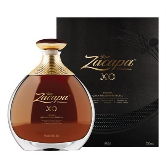 Rum XO 0.7L, Zacapa
