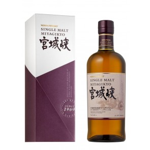 Whisky Nikka Miyagikyo Single Malt 0.7L