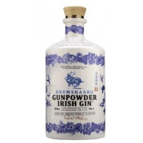 Irish Gin Gunpowder 0.7L, Drumshanbo