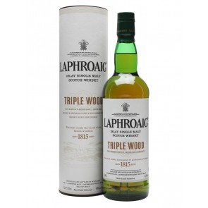 Whiskey Laphroaig Tripple Wood 0.7L