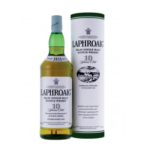 Laphroaig 10 Years Old 0,7