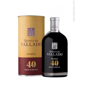 Tawny 40 years, Quinta do Vallado